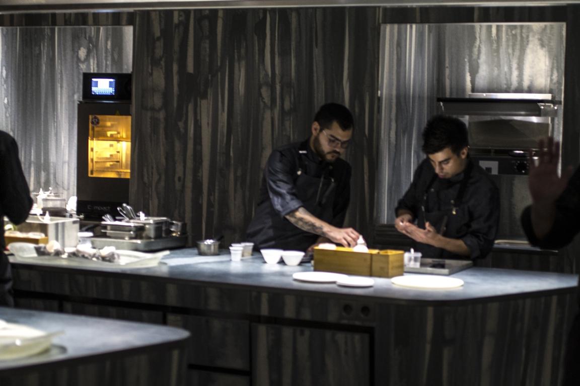 Cucina, Enigma, Barcellona, Albert Adrià, Michelin