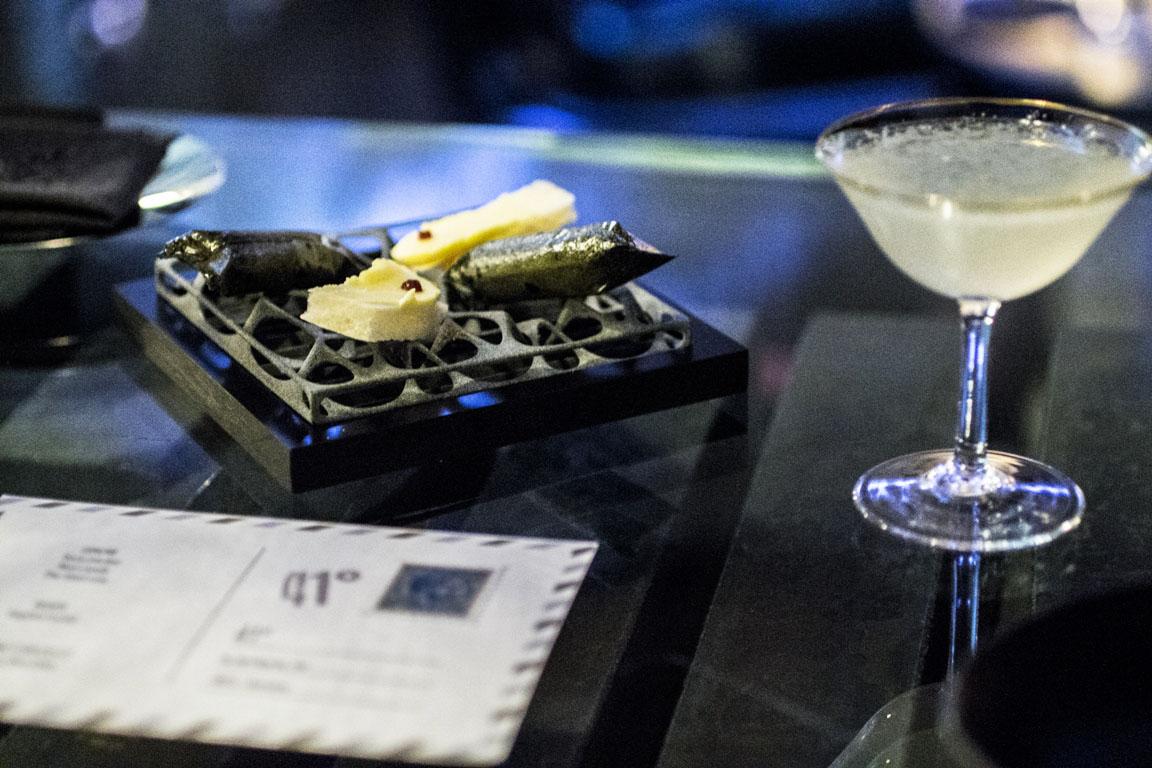 Cocktail Bar,Enigma, Barcellona, Albert Adrià, Michelin
