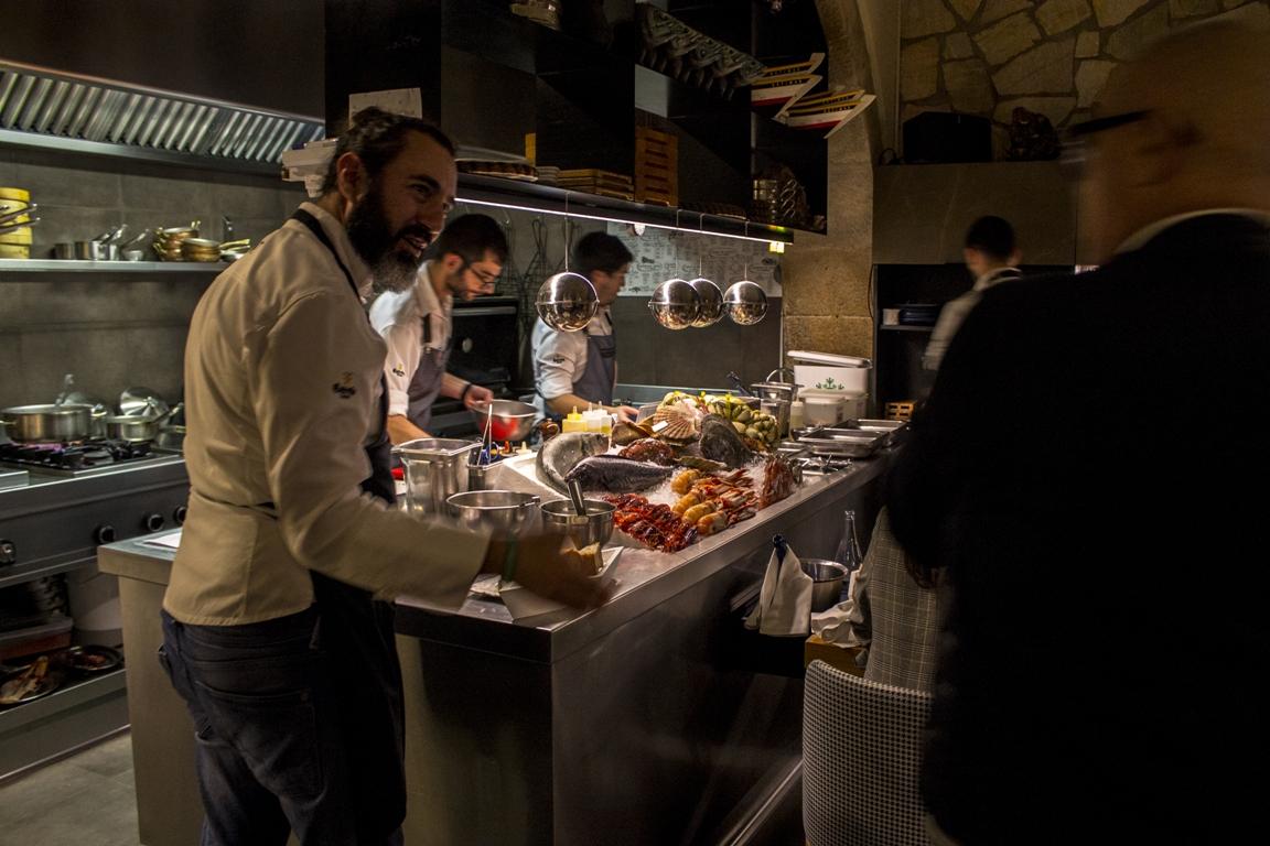 Chef, Estimar, Rafa Zafra, Barcellona, Spagna