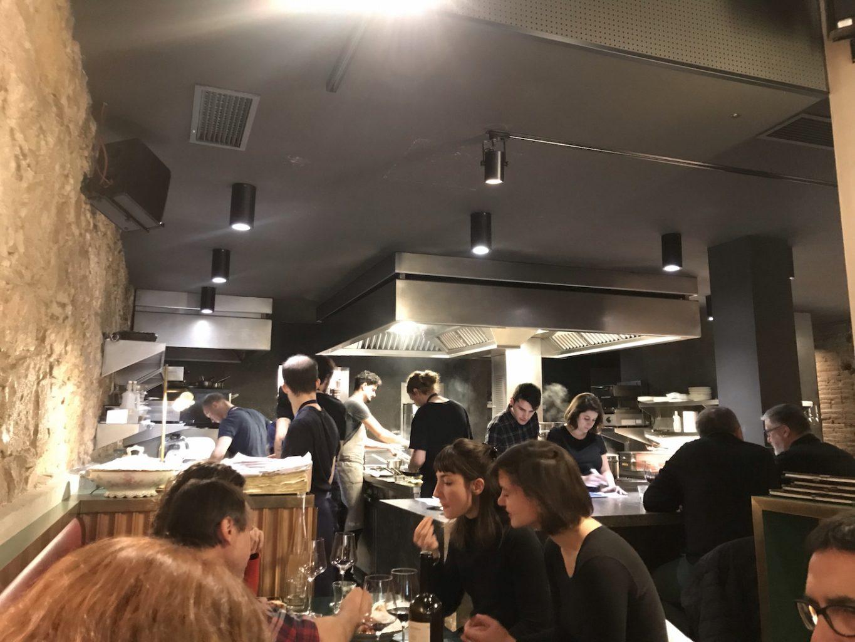 Chef, Cucina, Gresca Bar, Rafael Peña, Tapas Bar, Barcellona, Spagna