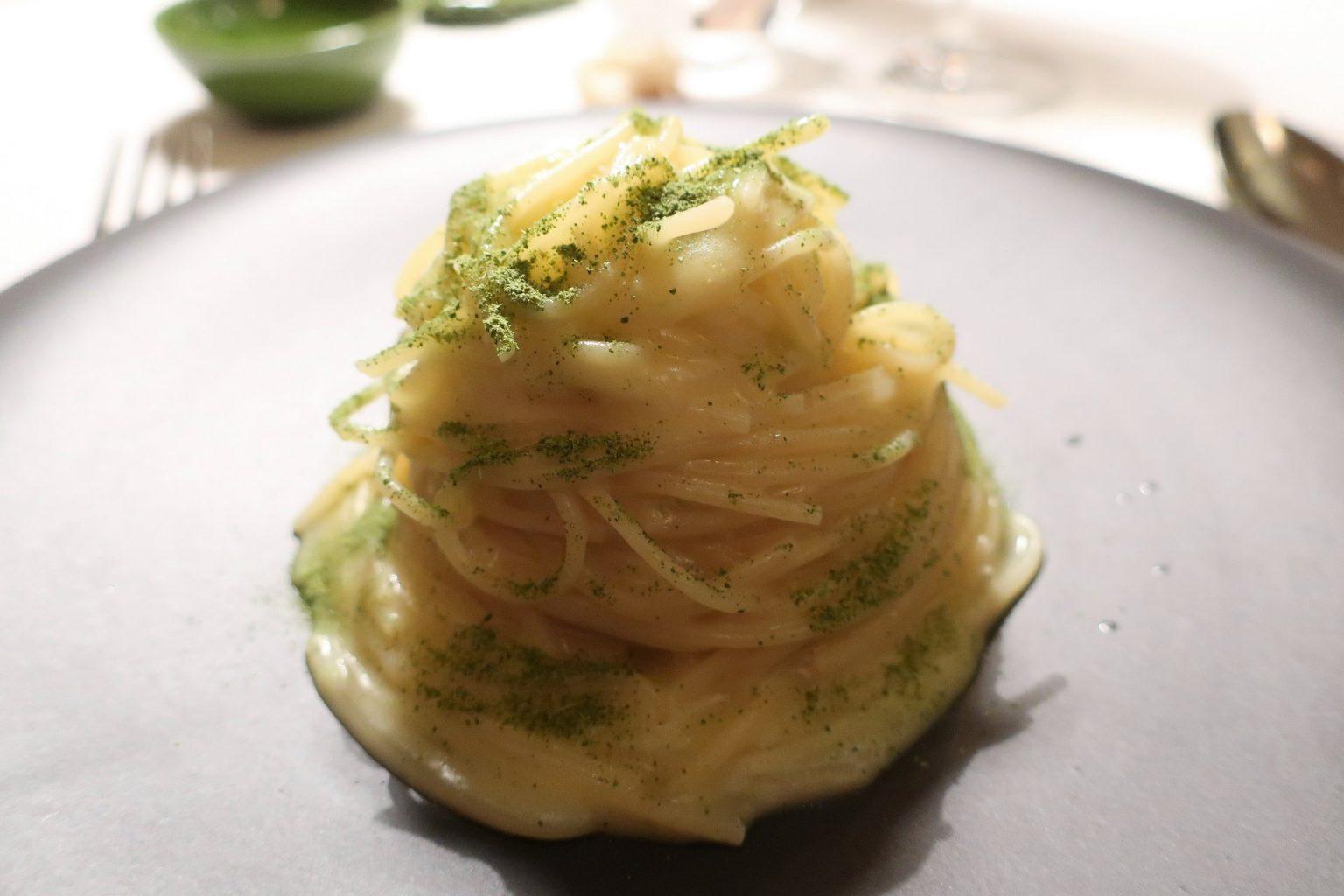 Spaghettini, Antica Osteria Nonna Rosa.