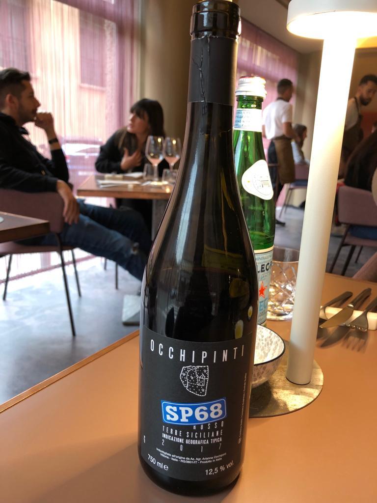 Il vino, Oltre., Daniele Bendanti, Bologna