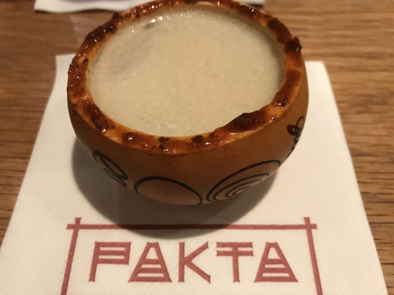 Cocktail, Pisco, Pakta, Jorge Muñoz, Barcellona, Spagna, Michelin