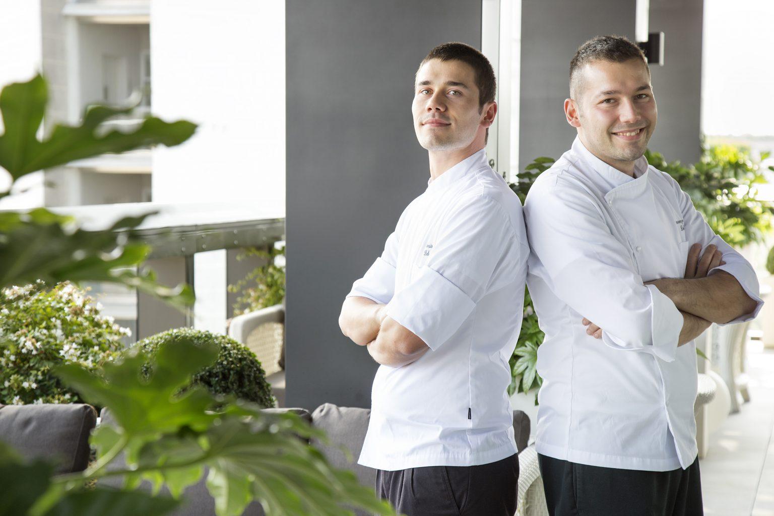 Chef, Terrazza Gallia, Milano, Lebano