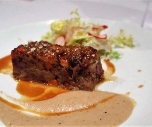 Testina di vitello, Secondo piatto, Locanda 4 Cuochi, Dario Fracasso, Verona, Veneto