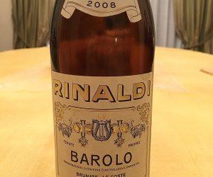 Barolo Brunate-Le Coste 2008 Beppe Rinaldi