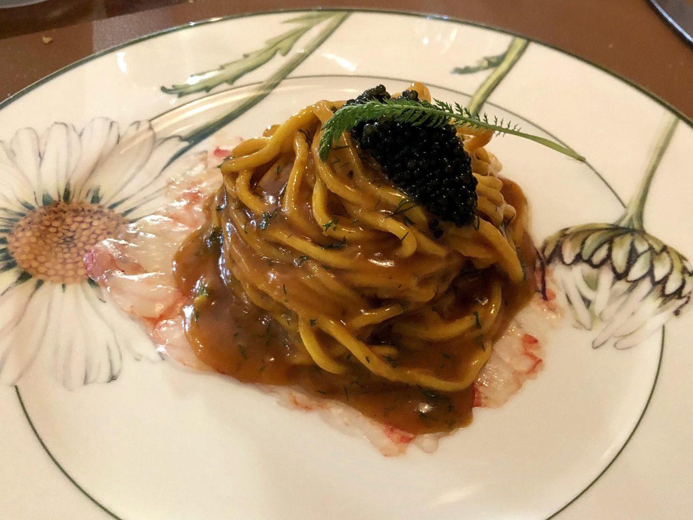 Dispensa, Garda, spaghetti