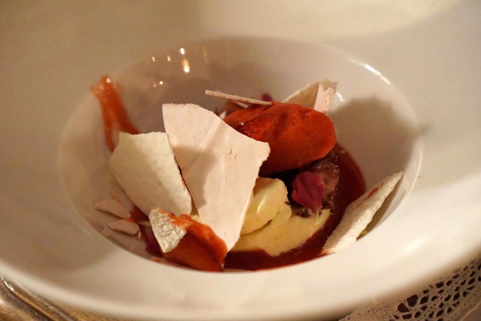 Marè, Cesenatico, dessert