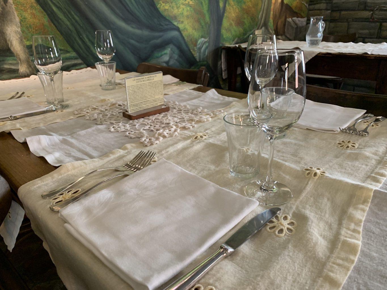 La tavola, Amerigo, Savigno
