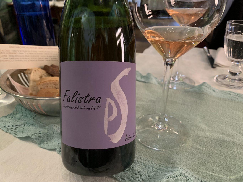 Il vino, Amerigo, Savigno