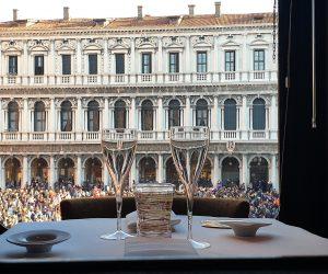 Il panorama, Alajmo, Venezia