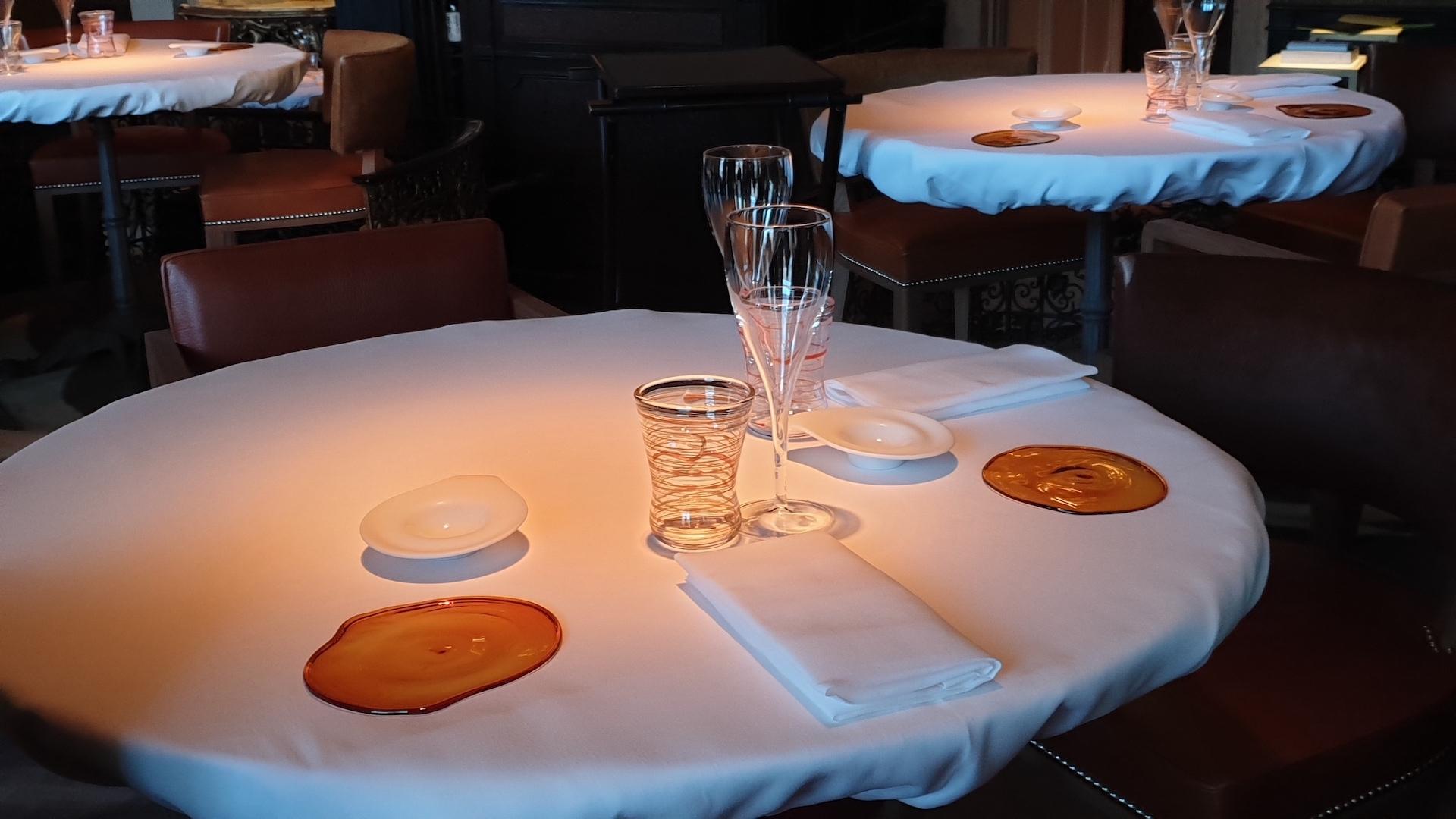 La tavola, Alajmo, Venezia