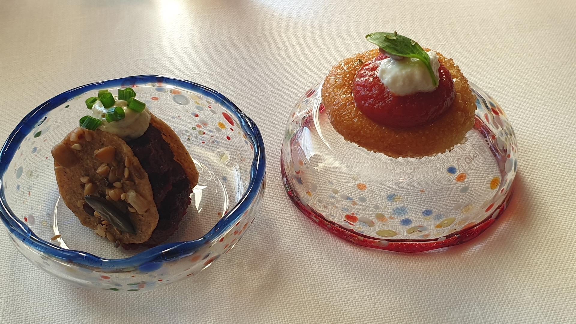 Il benvenuto della cucina, Alajmo, Venezia