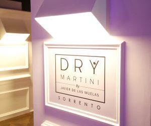 Tanti Auguri Dry Martini!