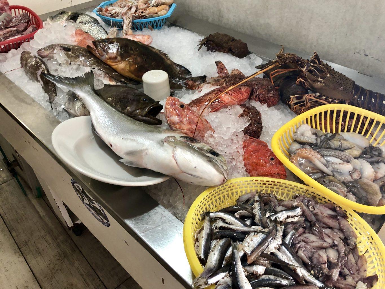 Rizzari, Brucoli, Pesce