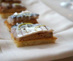 Kolibri, Zannoni, foie gras