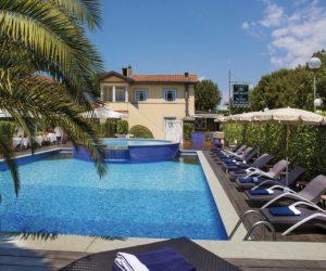 Estate in Versilia all'Hotel Byron, con Giò Porro, Wetter e BioSmurra