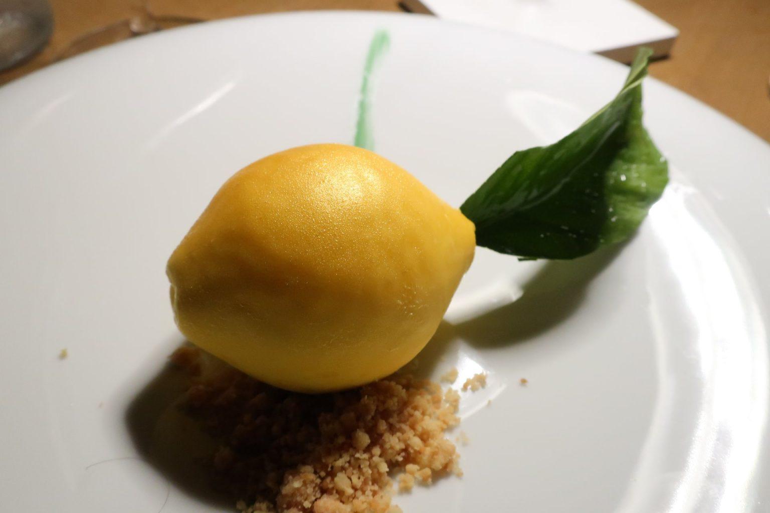 Dessert, Caracol.