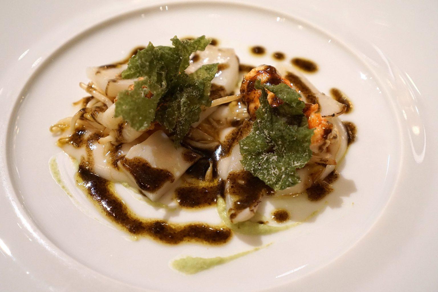 Perbellini, Isola, sushi