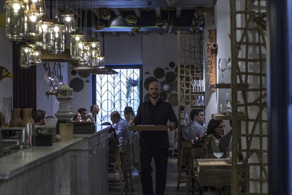 Hoja Santa, El Barri, Albert Adria, Paco Mendez, Barcelona