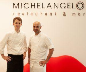 Riapre Michelangelo Restaurant a Linate: per volare anche col palato