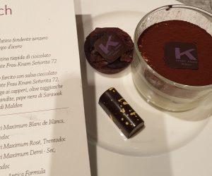 Al via la Knam Chocolate Experience