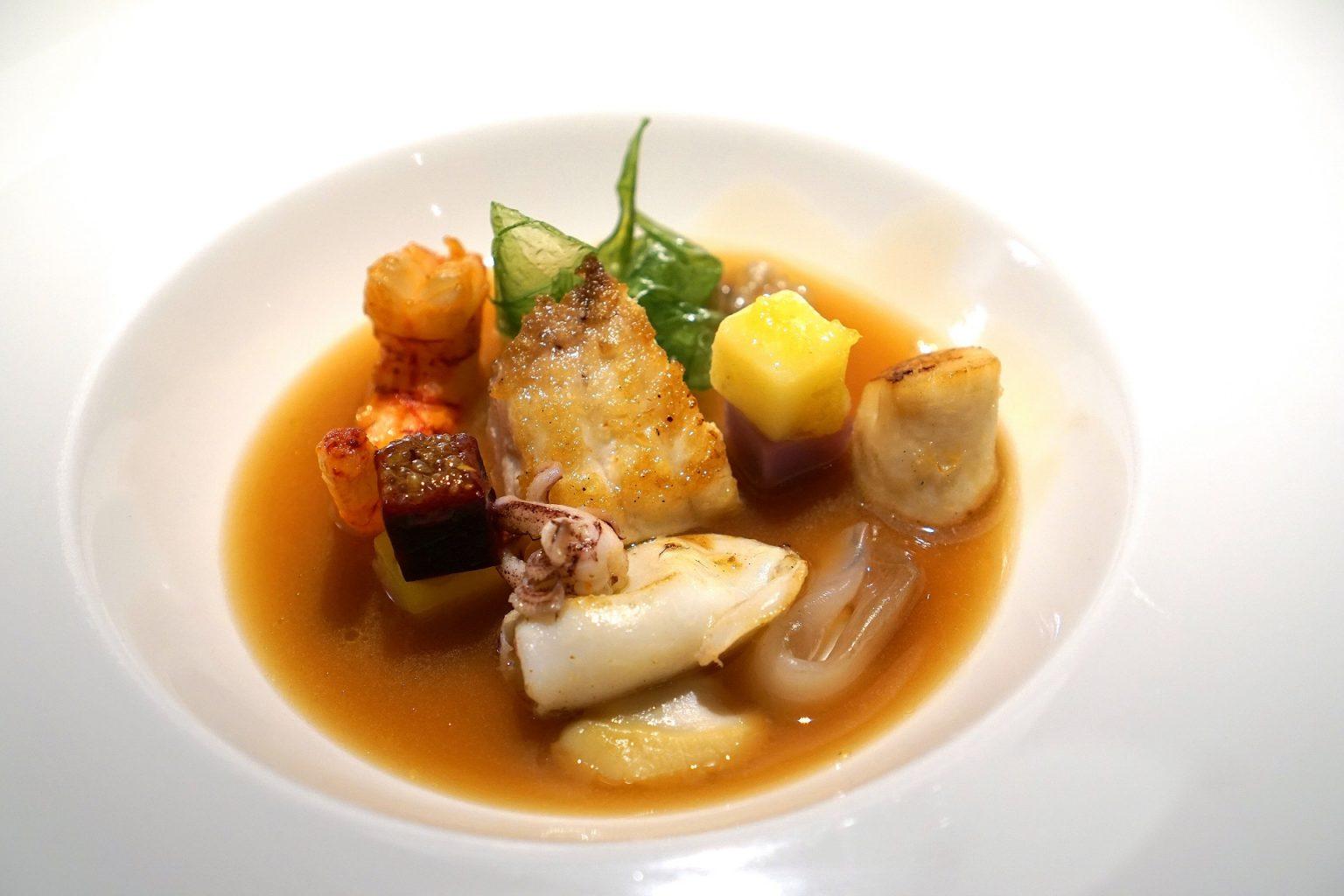 Peca, Portinari, zuppa
