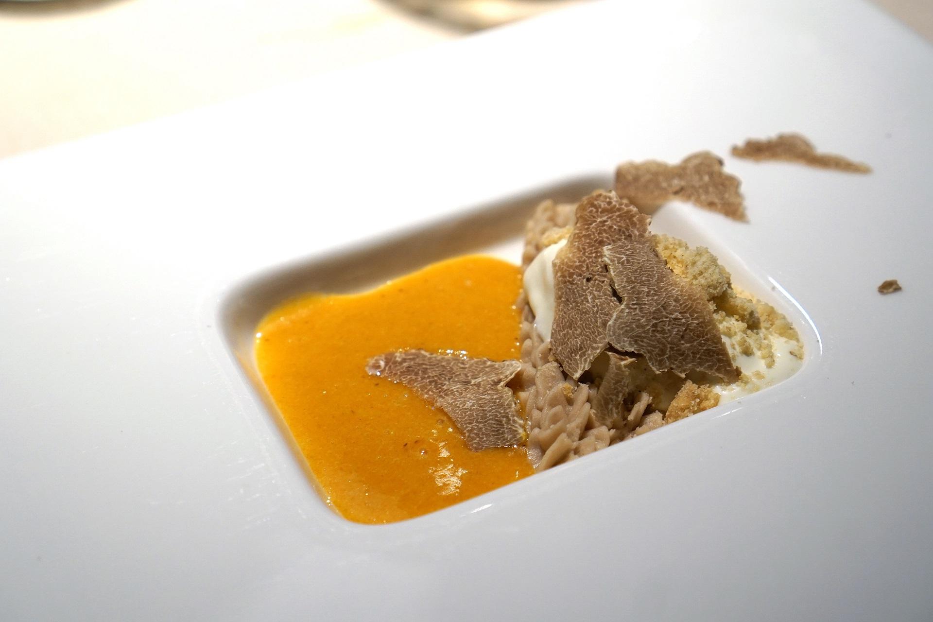 Peca, Portinari, tartufo