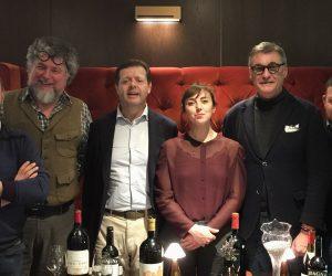 Andrea Alfieri (e tutta Passione Gourmet) al Magna Pars