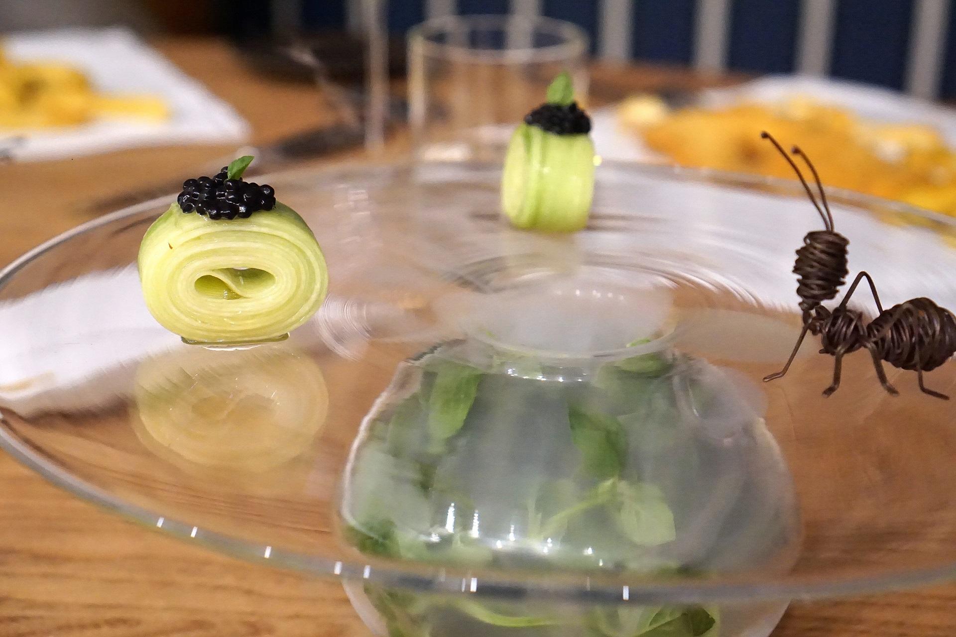 Iannotti, Kresios, zucchine