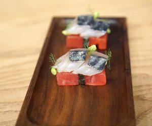 Iannotti, Kresios, sushi
