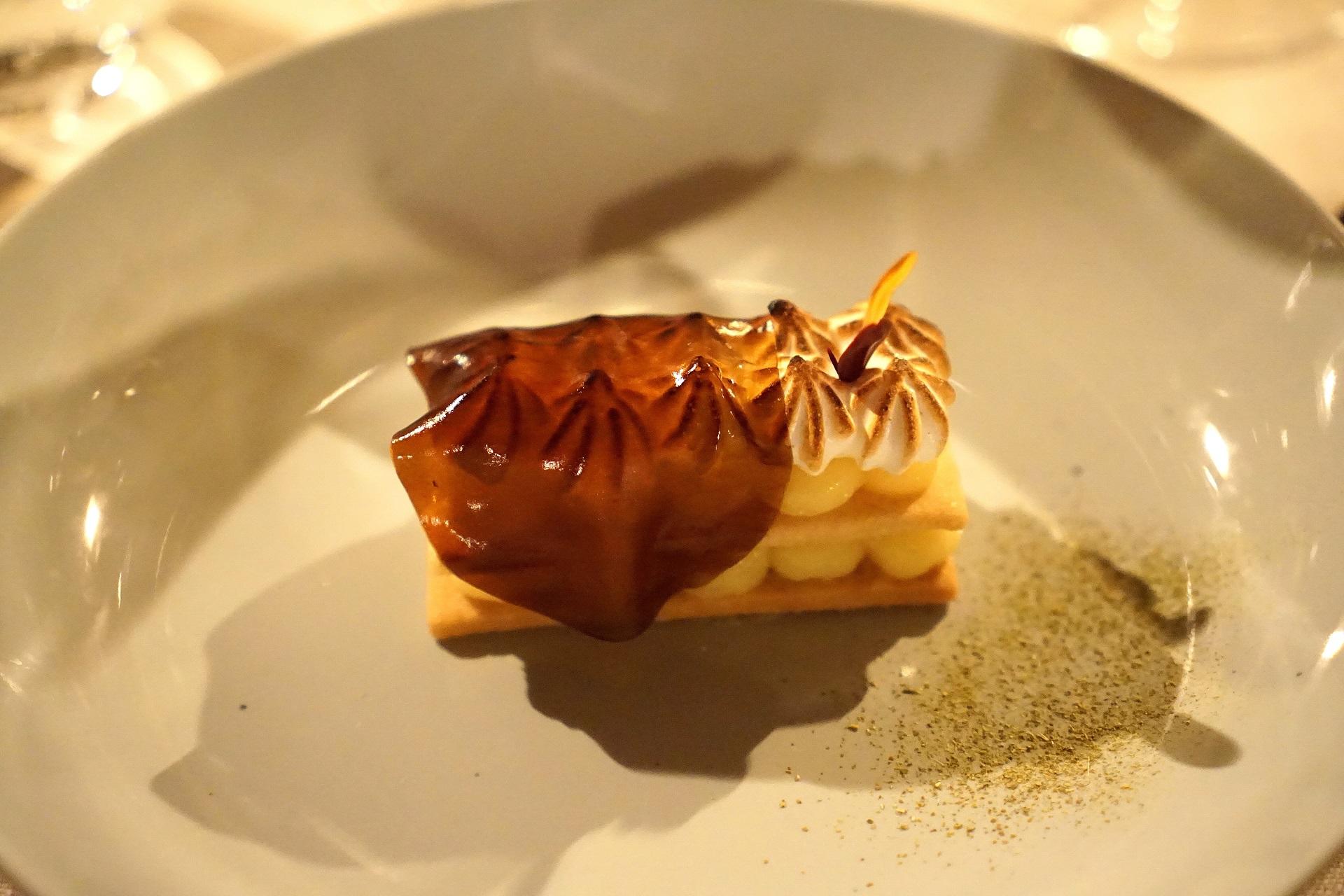 Crostata, dessert, Signum