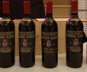 Biondi-Santi e Passione Gourmet