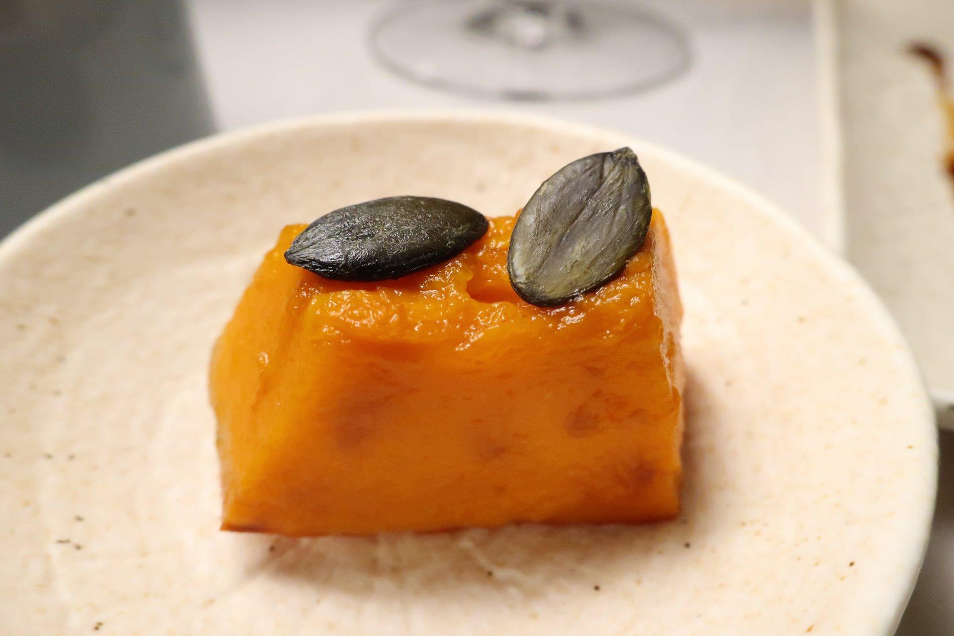 Zucca in carpione, Palluda.