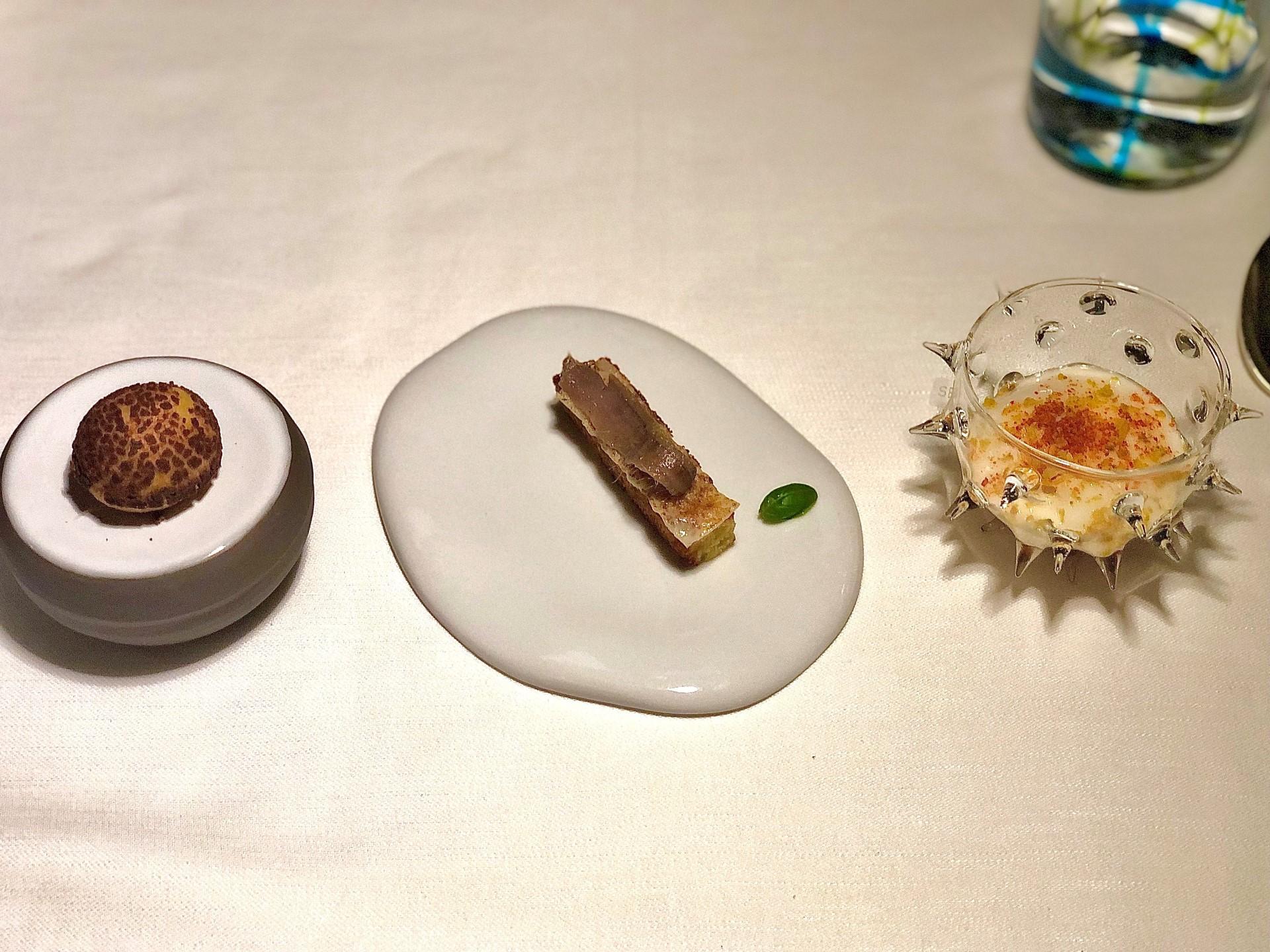 Appetizer, Le Monzù, Capri