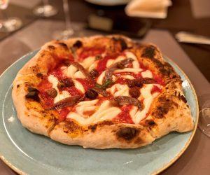 Pizza, Taggiasca, Milano, Ambaradan