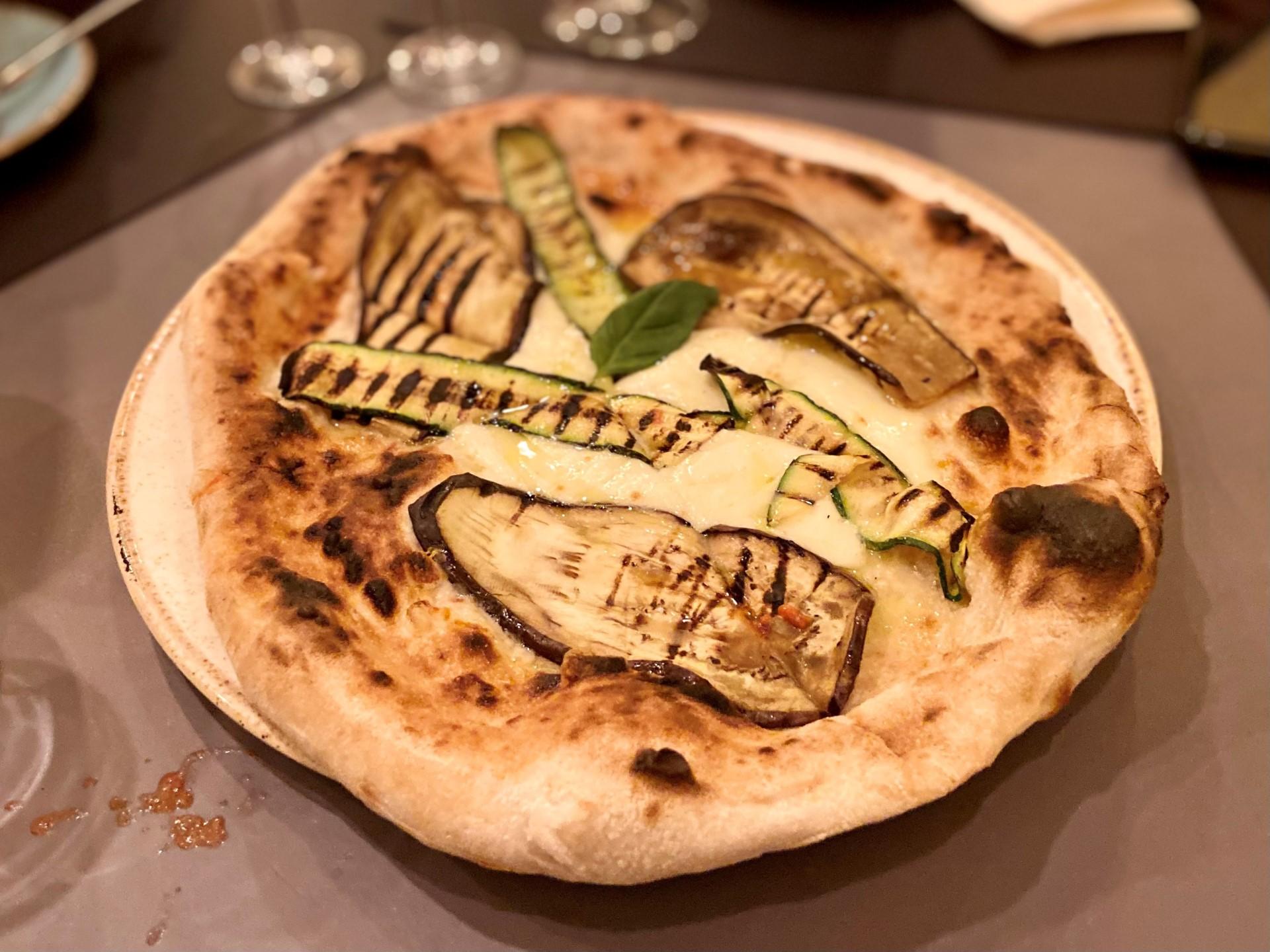 Pizza, Vegetariana Milano, Ambaradan