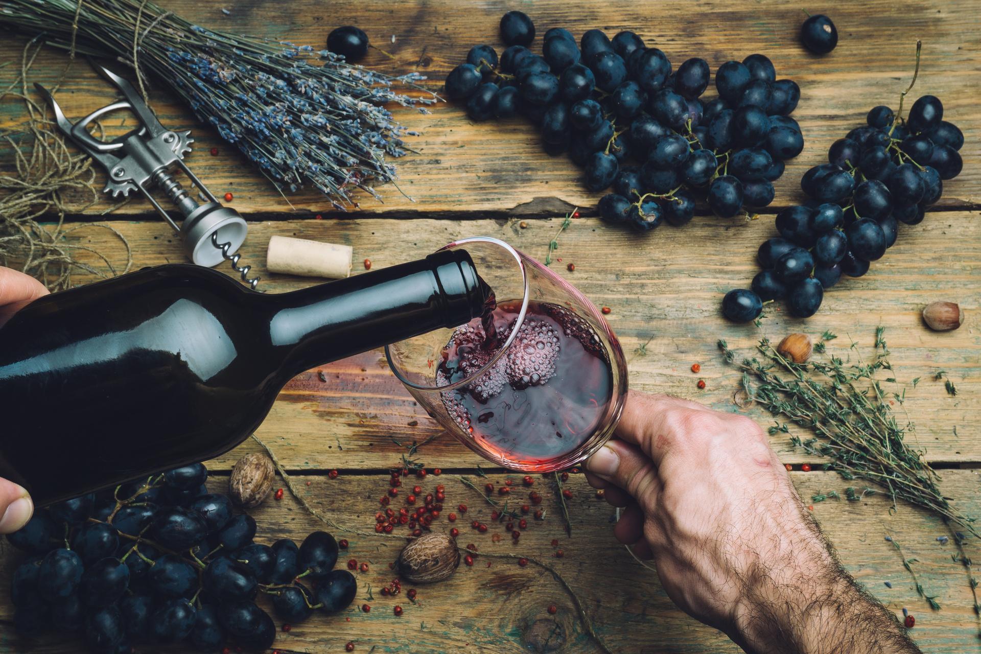 capire il vino sagrantino montefalco